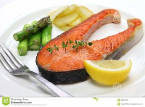 Salmon is Beneficial for Thyroid Problems